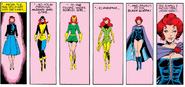 Phoenix Force as Jean Grey (Earth-616) from X-Men Vol 1 125 0001