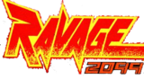 Ravage 2099 Vol 1 Logo