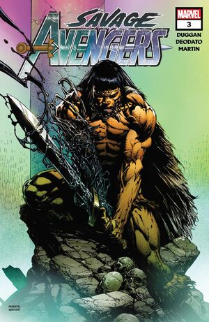 Savage Avengers Vol 1 3