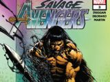 Savage Avengers Vol 1 3