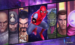 Sinister Six (Earth-TRN012) from Marvel Future Fight 002