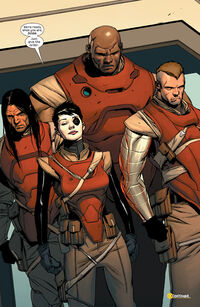 Six Pack (Earth-2107) from Ultimate X-Men Vol 1 76 0001