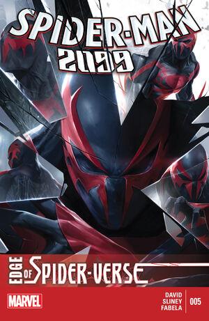 Spider-Man 2099 Vol 2 5