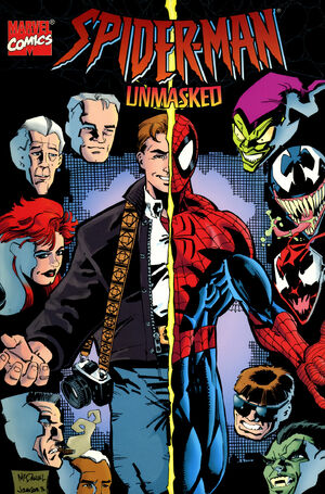 Spider-Man Unmasked Vol 1 1