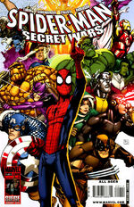 Spider-Man and the Secret Wars Vol 1 1