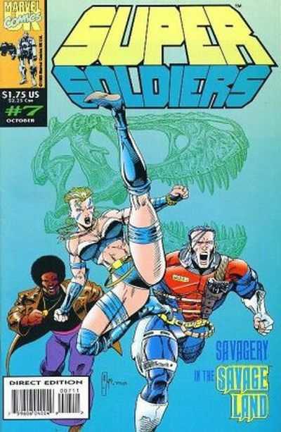 Super Soldiers Vol 1 7