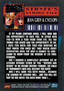 Uncanny X-Men Vol 1 296 Trading card back
