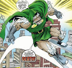 Victor von Doom (Earth-9602) from Challengers of the Fantastic Vol 1 1 0002
