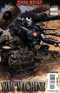 War Machine Vol 2 2 Second Printing Variant