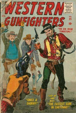 Western Gunfighters Vol 1 25