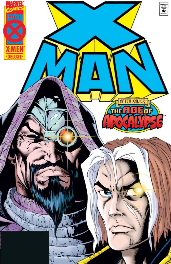 X-Man Vol 1 3