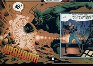 Abominite (Earth-9602) from Doctor Strangefate Vol 1 1 004
