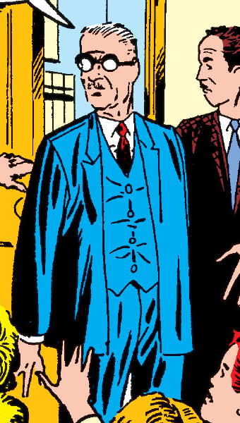Andrew Davis (Earth-616) from Amazing Spider-Man Vol 1 4 001