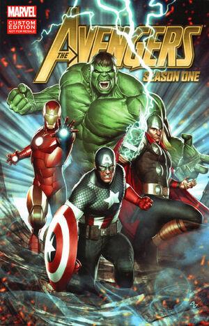 Avengers Season One Vol 1 1