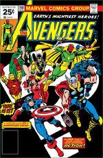 Avengers Vol 1 150