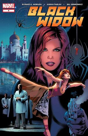 Black Widow Vol 3 4