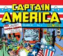 Captain America Comics Vol 1 1