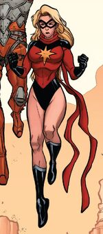Carol Danvers (Earth-TRN619) from Contest of Champions Vol 1 9 002