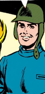 Charlie (Johnny Storm's friend) (Earth-616) from X-Men Vol 1 13 001