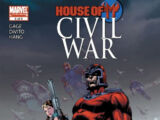 Civil War: House of M Vol 1 5