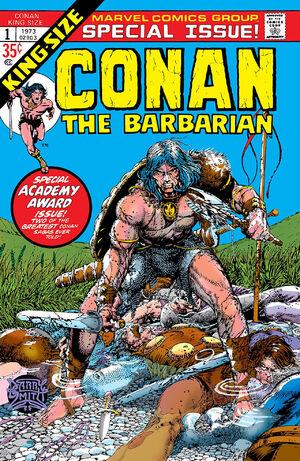 Conan the Barbarian Annual Vol 1 1