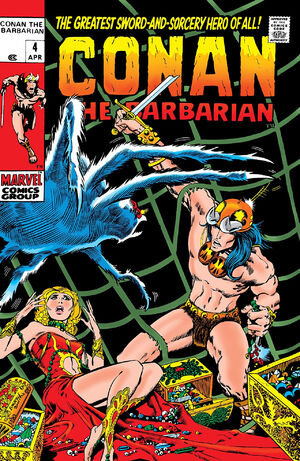 Conan the Barbarian Vol 1 4