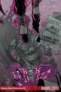 Daken Dark Wolverine Vol 1 5 Textless