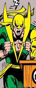 Daniel Rand (Earth-77640) from Fantastic Four Roast Vol 1 1 0001
