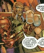 Dimitri Bukharin (Earth-811) from Wolverine Days of Future Past Vol 1 1 0001