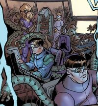 Doctors Octopi (Earth-1082) from Web Warriors Vol 1 2 0001