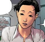 Donna (Parker Industries) (Earth-616) from Civil War II Amazing Spider-Man Vol 1 2 001