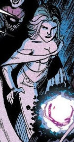 Emma Frost (Earth-32491) from Avengers Halloween Special Vol 1 1 0001