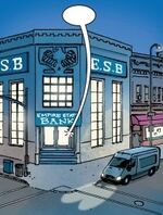 Empire State Bank from Spider-Man Master Plan Vol 1 1 001