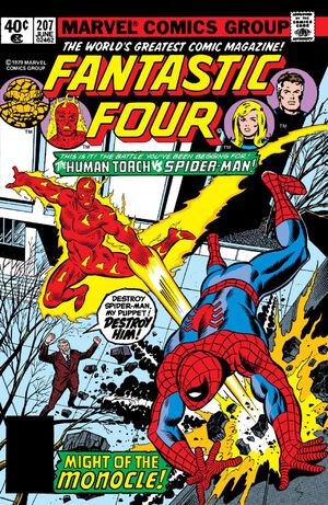 Fantastic Four Vol 1 207