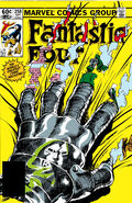 Fantastic Four Vol 1 258