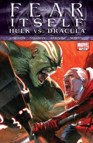 Fear Itself Hulk vs. Dracula Vol 1 1