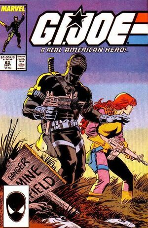 G.I. Joe A Real American Hero Vol 1 63