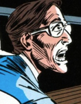 Gerard Anders (Earth-616) from Spider-Man Unlimited Vol 1 1 001