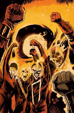 Ghost Racers Vol 1 4 Textless