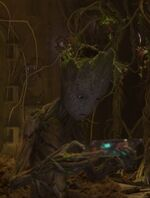 Groot (Earth-199999) from Guardians of the Galaxy Vol. 2 (film)