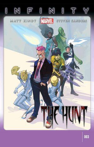 Infinity The Hunt Vol 1 3