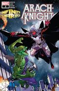 Infinity Wars Arachknight Vol 1 2