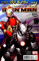 Invincible Iron Man Vol 2 27