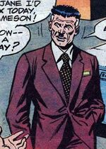 John Jonah Jameson (Earth-7642) from Superman vs. the Amazing Spider-Man Vol 1 1 0001