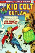 Kid Colt Outlaw Vol 1 181