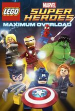 LEGO Marvel Super Heroes Maximum Overload poster 001