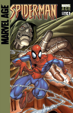 Marvel Age Spider-Man Vol 1 4