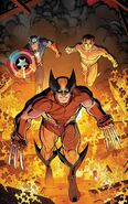 Marvel Comics Presents Vol 3 1 Textless
