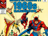 Marvel Legacy: The 1960s Handbook Vol 1 1