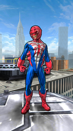 Max Borne (Earth-TRN002) from Spider-Man Unlimited (video game)